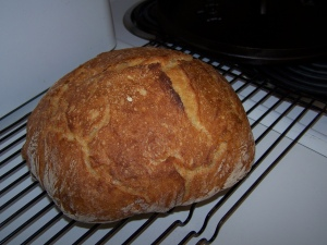 The prettiest (and easiest) bread I have ever made.