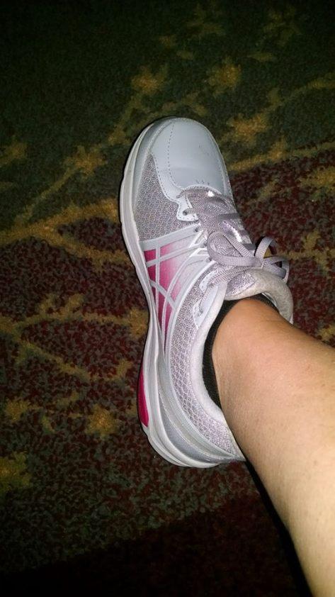 Frankenstein shoe